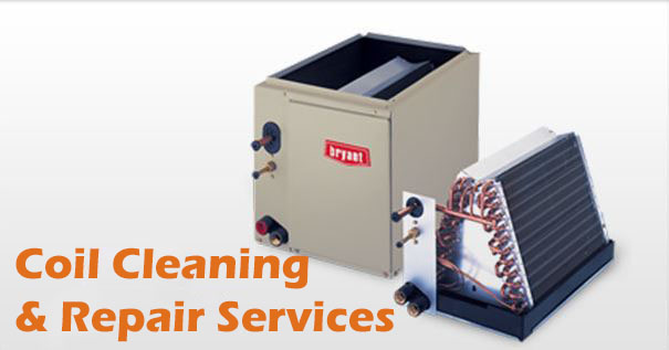 Coil Cleaning & Repair Services