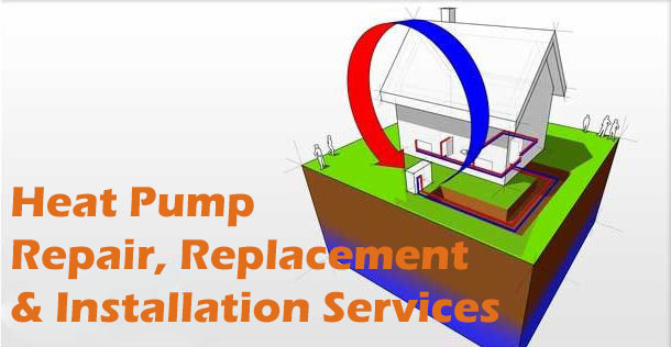 Heat Pump Repair, Replacement & Installation Services