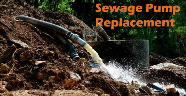 Sewage Pump Replacement