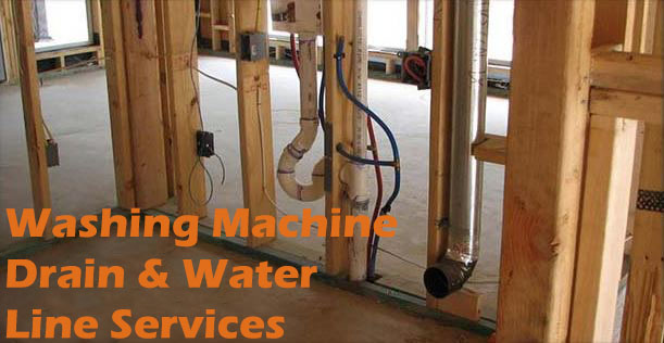 machine water line